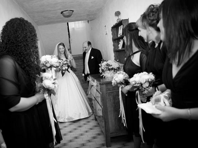 Il matrimonio di Alexander e Alice a Trasaghis, Udine 13