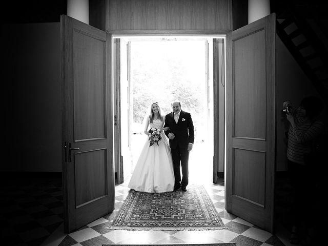 Il matrimonio di Alexander e Alice a Trasaghis, Udine 16