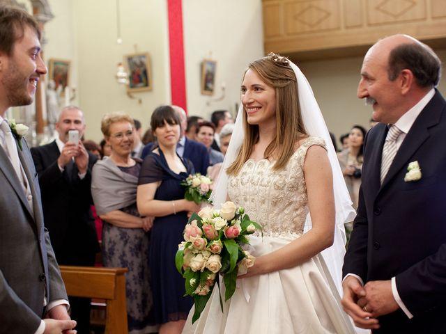 Il matrimonio di Alexander e Alice a Trasaghis, Udine 18