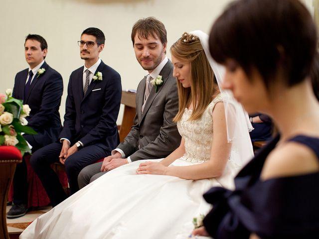 Il matrimonio di Alexander e Alice a Trasaghis, Udine 20