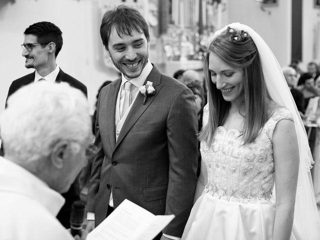 Il matrimonio di Alexander e Alice a Trasaghis, Udine 21