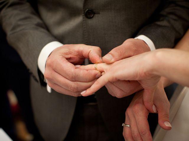 Il matrimonio di Alexander e Alice a Trasaghis, Udine 23