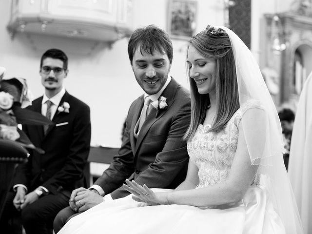 Il matrimonio di Alexander e Alice a Trasaghis, Udine 24