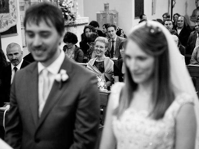 Il matrimonio di Alexander e Alice a Trasaghis, Udine 25