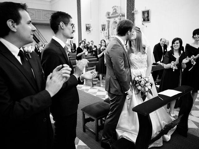 Il matrimonio di Alexander e Alice a Trasaghis, Udine 26