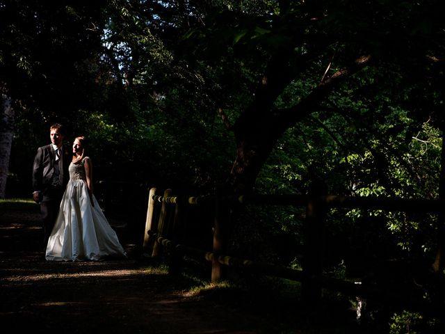 Il matrimonio di Alexander e Alice a Trasaghis, Udine 29