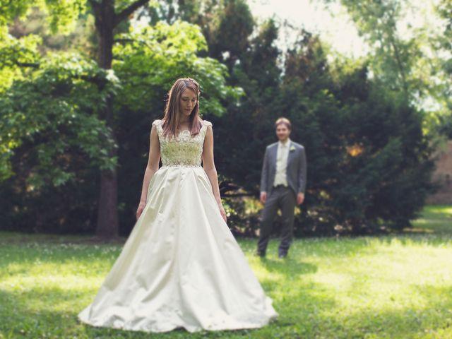 Il matrimonio di Alexander e Alice a Trasaghis, Udine 30