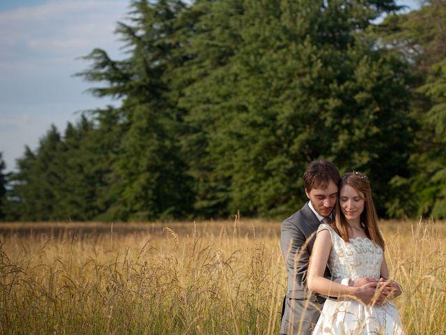 Il matrimonio di Alexander e Alice a Trasaghis, Udine 33