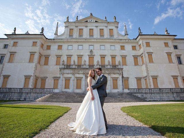 Il matrimonio di Alexander e Alice a Trasaghis, Udine 36