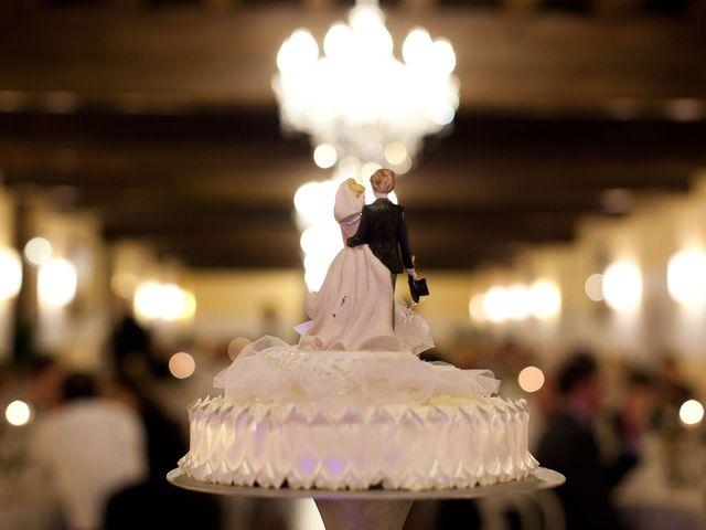Il matrimonio di Alexander e Alice a Trasaghis, Udine 43