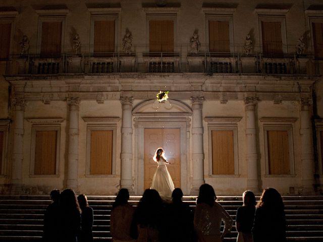 Il matrimonio di Alexander e Alice a Trasaghis, Udine 2