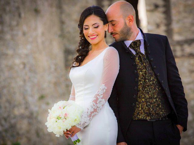 le nozze di Laura e Michele