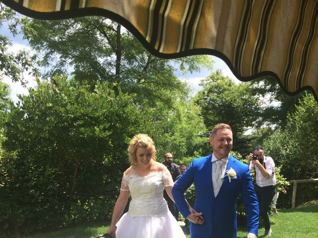Il matrimonio di Valentino e Jessica a Ispra, Varese 1