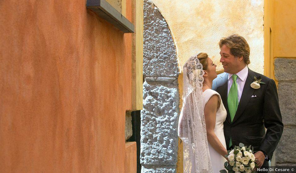 Il matrimonio di Federico e Ricciarda a Napoli, Napoli