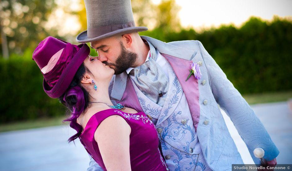 Il matrimonio di Riccardo e Valentina a Arezzo, Arezzo