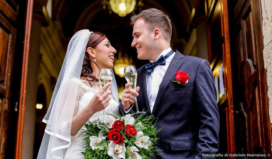 Il matrimonio di Lorenzo e Chiara a Raddusa, Catania