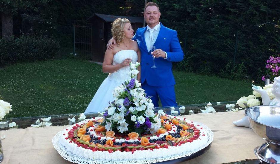 Il matrimonio di Valentino e Jessica a Ispra, Varese