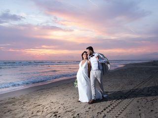Le nozze di Federica e Cristian 1