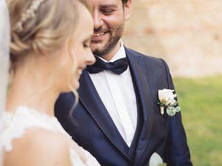 Le nozze di Pamela e Loris