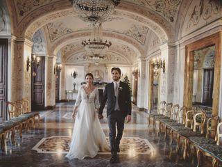 Le nozze di Marianna e Domenico