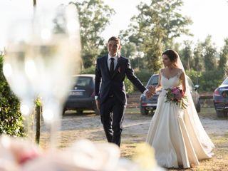Le nozze di Alessandra e Kanstantsin 1
