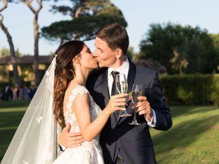 Le nozze di Alessandra e Kanstantsin 2