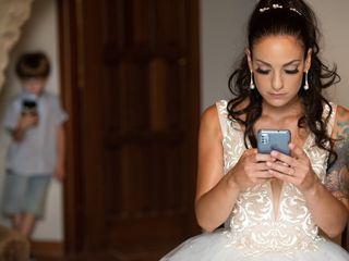 Le nozze di Kristina e Gaetano 1