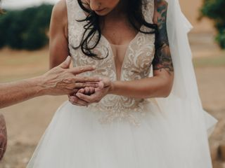 Le nozze di Kristina e Gaetano 3
