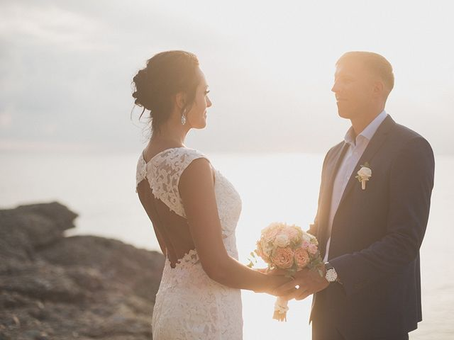 Le nozze di Inga e Zydrunas