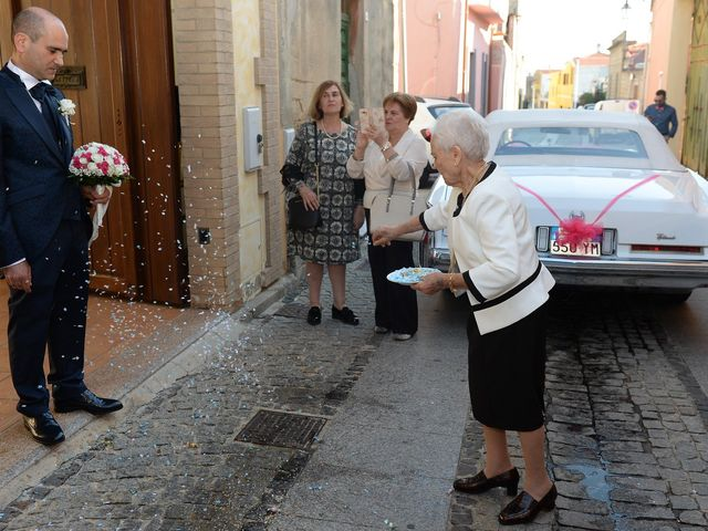 Il matrimonio di Luca e Sabrina a Quartu Sant'Elena, Cagliari 70