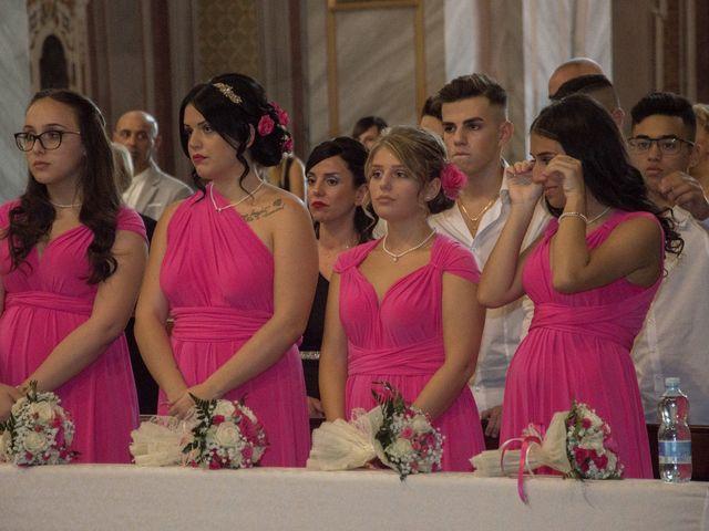 Il matrimonio di Luca e Sabrina a Quartu Sant'Elena, Cagliari 104