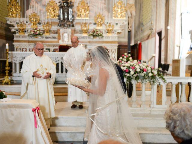Il matrimonio di Luca e Sabrina a Quartu Sant'Elena, Cagliari 117