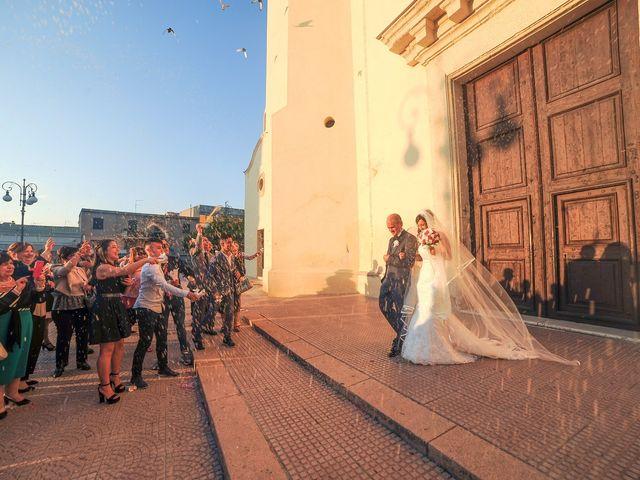 Il matrimonio di Luca e Sabrina a Quartu Sant'Elena, Cagliari 126