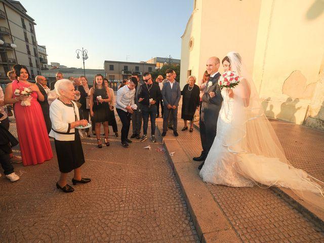 Il matrimonio di Luca e Sabrina a Quartu Sant'Elena, Cagliari 128