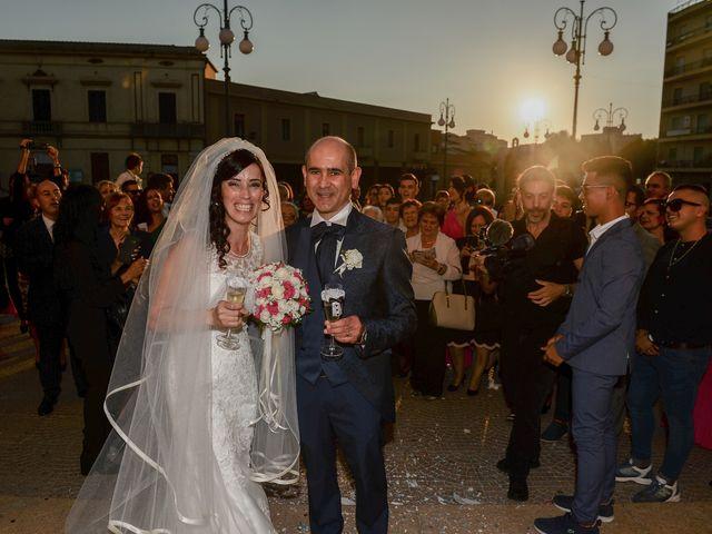Il matrimonio di Luca e Sabrina a Quartu Sant'Elena, Cagliari 137