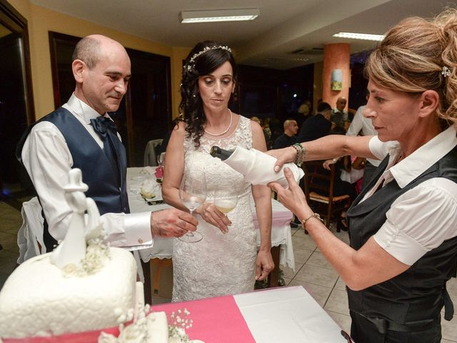 Il matrimonio di Luca e Sabrina a Quartu Sant'Elena, Cagliari 241