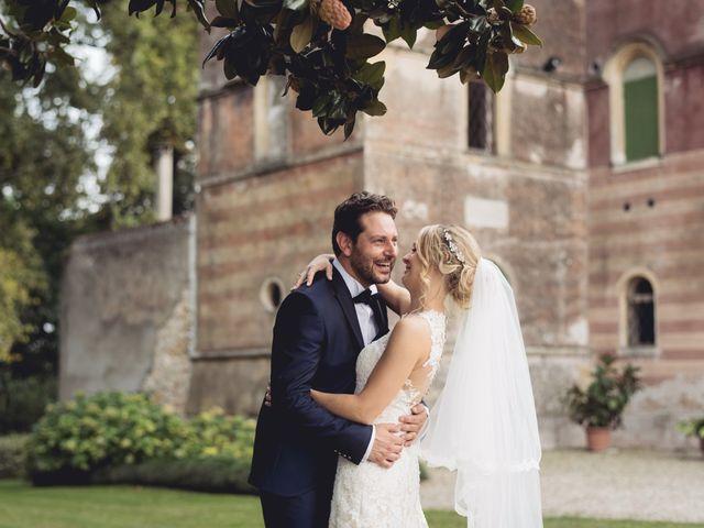 Il matrimonio di Loris e Pamela a Vestenanova, Verona 2