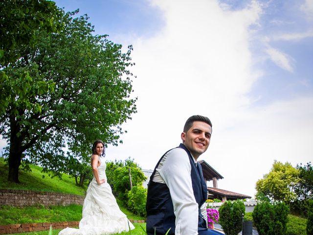 Il matrimonio di Simone e Federica a Guarene, Cuneo 1