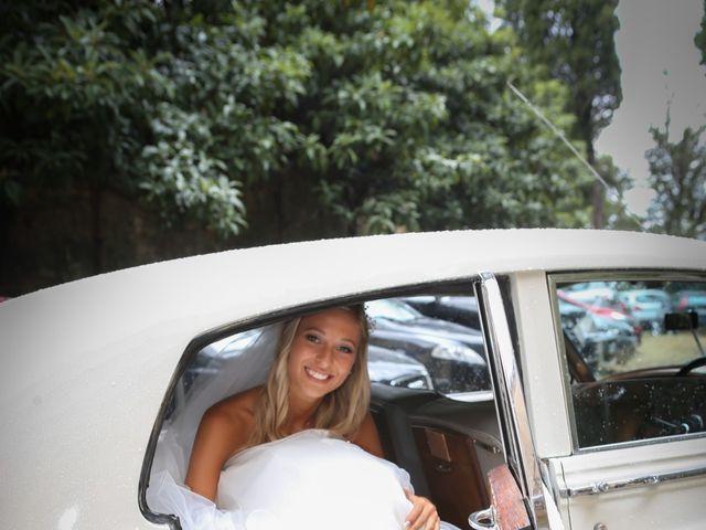 Il matrimonio di Gabriele e Alice a Firenze, Firenze 24