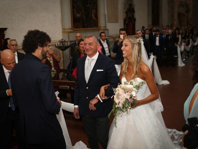 Il matrimonio di Gabriele e Alice a Firenze, Firenze 26