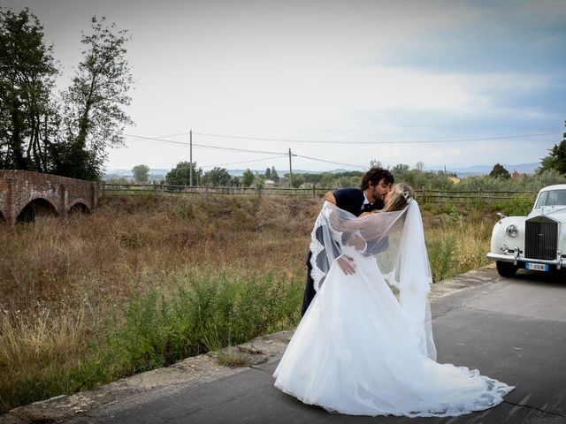Il matrimonio di Gabriele e Alice a Firenze, Firenze 34