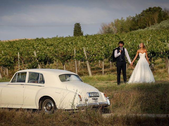 Il matrimonio di Gabriele e Alice a Firenze, Firenze 55