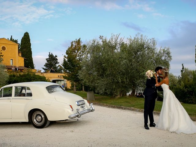 Il matrimonio di Gabriele e Alice a Firenze, Firenze 58