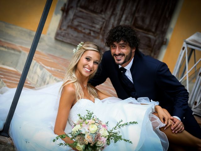 Il matrimonio di Gabriele e Alice a Firenze, Firenze 59