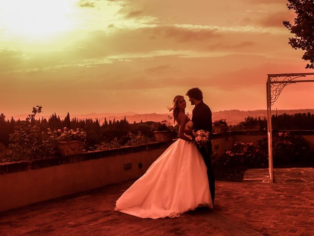 Il matrimonio di Gabriele e Alice a Firenze, Firenze 64