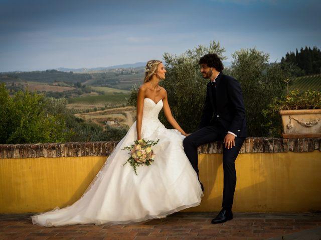 Il matrimonio di Gabriele e Alice a Firenze, Firenze 66