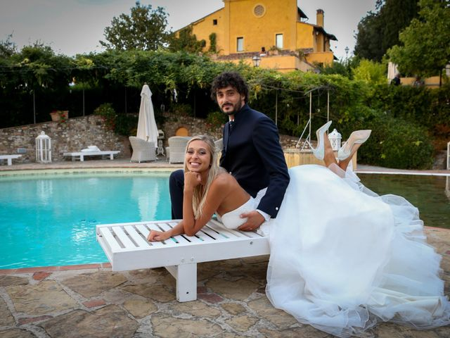 Il matrimonio di Gabriele e Alice a Firenze, Firenze 75