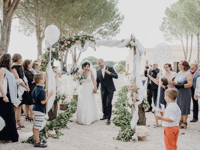 Il matrimonio di Salvo e Vita a Calatafimi-Segesta, Trapani 70