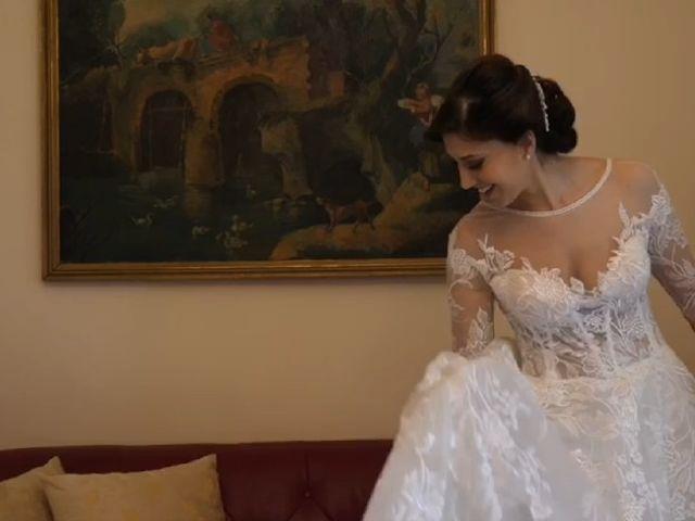 Il matrimonio di Fabio e Anna a Ravello, Salerno 1