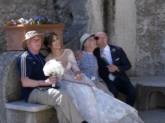 Il matrimonio di Fabio e Anna a Ravello, Salerno 7